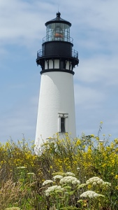 Yaquina Head Lighthouse; Newport, Oregon